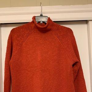 LL Bean roll neck sweater, XL